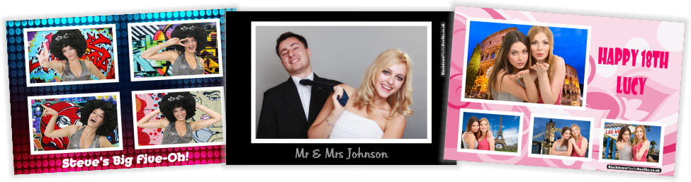 Honiton Photo Booth Hire